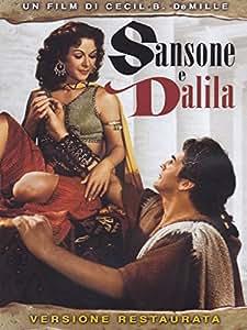 Samson & Delilah  Restored Version (Dvd) [audio español] [Italia]