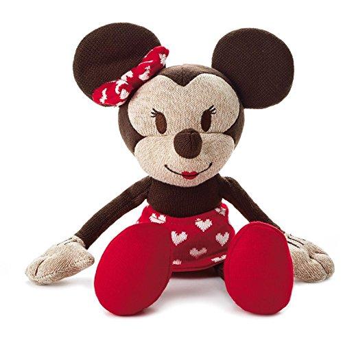"Sweetheart Minnie Mouse Stuffed Animal, 8"" Classic Stuffed Animals Movies & TV from Hallmark"