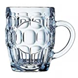 Luminarc Britannia Beer Mug, 570ml, Set of 6