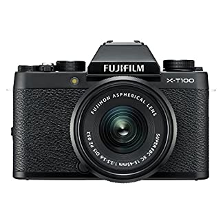 Fujifilm X-T100 24.2 MP Mirrorless Camera with XC 15-45 mm Lens (APS-C Sensor, Electronic Viewfinder, Face/Eye Detection… 6