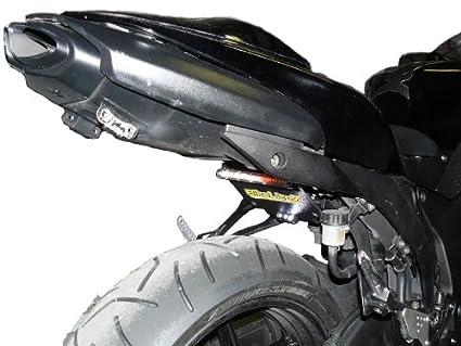 Kawasaki ZX6 Integrated Tail Light / Fender Eliminator ZX6R