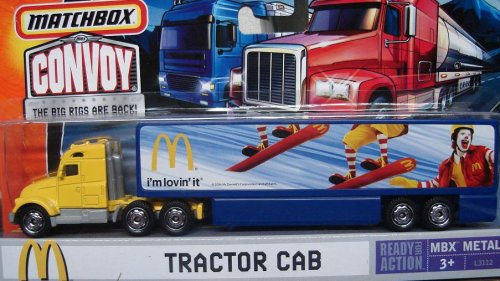 (Matchbox Convoy Mcdonalds)