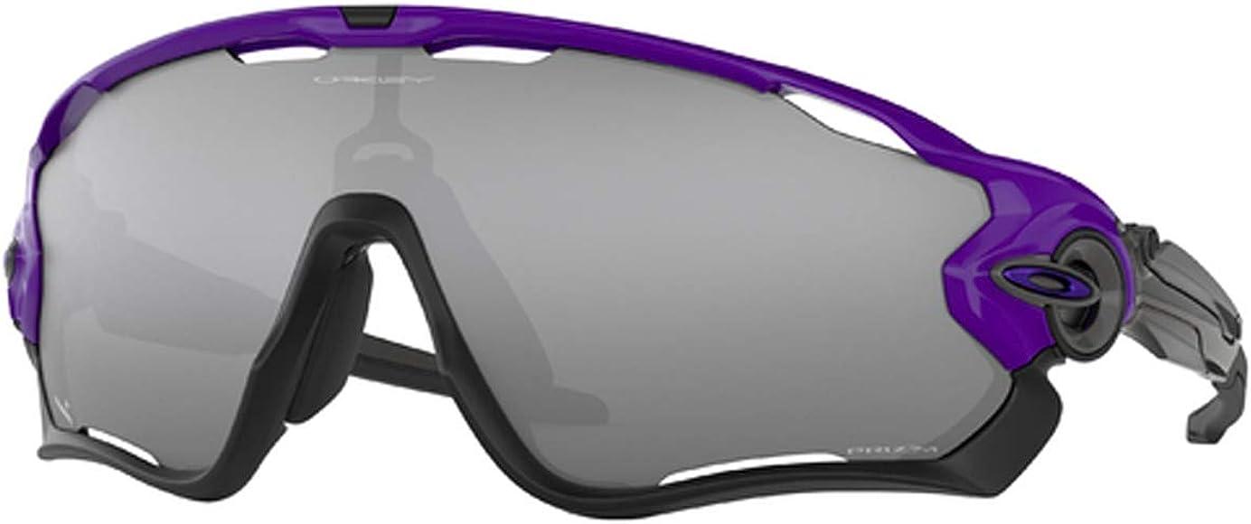 Oakley - Jawbreaker - Purple Frame-Prizm Black Iridium Lenses ...