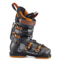 The Tecnica Cochise 90 has a 90 flex and 99mm last width. This boot was also designed with a Cuff Mobility System (ski/walk mode) that will improve your hiking experience either in the sidecountry or simply just walking to your car from the l...