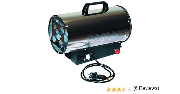 Vigor Blinky 10F-KW-IT - Generador De Aire Caliente, Inox [Importado de Italia]: Amazon.es: Bricolaje y herramientas