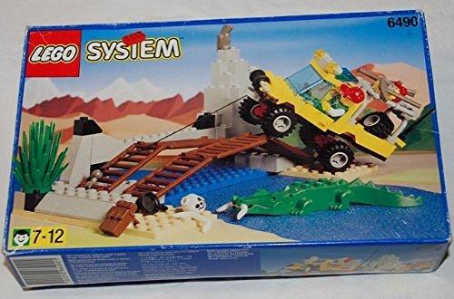 Lego Outback Amazon Crossing 6490 (Lego Skull Truck)
