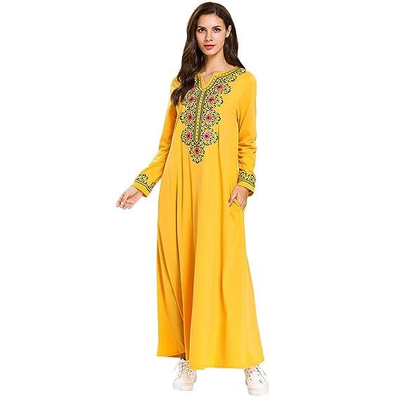 Robe Musulmane Femme Turque Poply Moderne Grande Taille Pas
