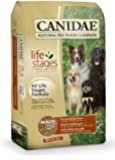 CANIDAE All Life Stages Dog Food Made With Chicken, Turkey, Lamb & Fish Meals, 30 lbs