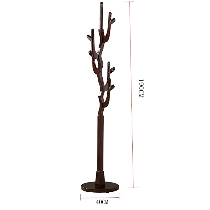 Amazon.com: DQMSB Coat Rack Tree-Shaped Floor Creative ...