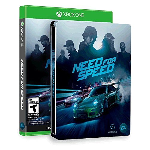 Need for Speed & SteelBook (Amazon Exclusive) - Xbox One