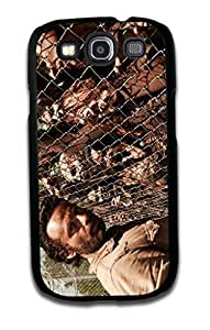 Tomhousomick Custom Design The Walking Dead Case for Samsung Galaxy S3 Phone Case Cover #105