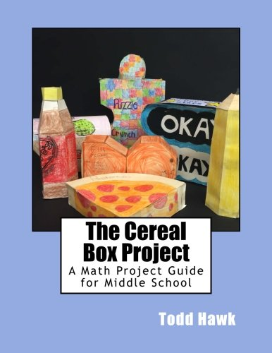 The Cereal Box Project: A middle school math project.