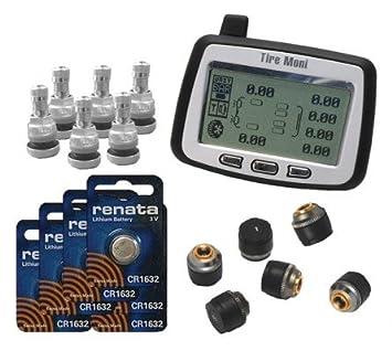 TireMoni Système de contrôle de Pression des pneus TM Basse 260 de Paquet 1caf0687d3b3