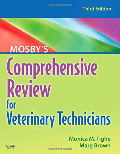 Mosby's Comprehensive Review for Veterinary Technicians from Brand: Mosby