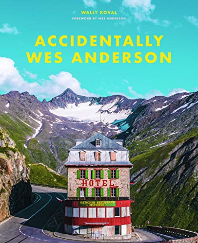 Book Cover: Accidentally Wes Anderson