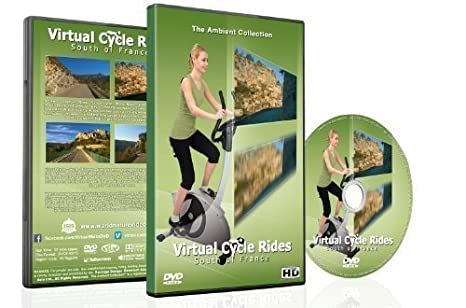 Virtual Cycle Rides - South Of France - for indoor cycling ...