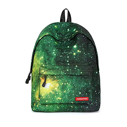 Canvas Backpack, Businda Cute Backpacks School Bookbags Printing Zipper Backpacks Fashion School Bags Casual Canvas Laptop Protective Rucksack for Kids Adults Boys Girls by Businda (Image #7)