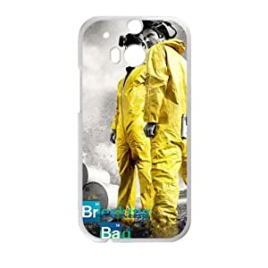 The Breaking Bad Cell Phone Case for HTC One M8