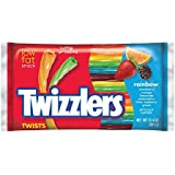 Twizzlers Rainbow Twists (1) 12.4 OZ Pack by Y & S Candies [Foods]