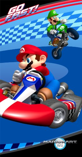 Slumberbag Super Mario Go Fast
