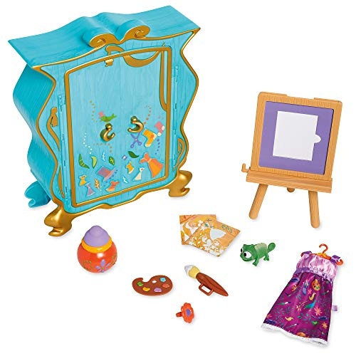 Artist Collection - Disney Animators' Collection Rapunzel's Artists Armoire Playset