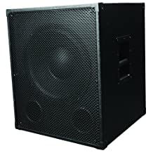 SHS Audio S-PS18 Powered Subwoofer/Bass Cabinet