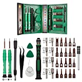 38 in 1 Precision Screwdriver Set Repair Tool Kit for iPad, iPhone, Watch, Laptop and more Tablet Computer Electronic Devices