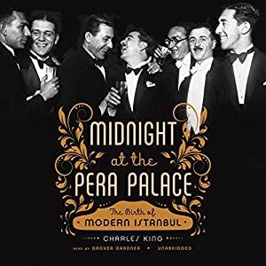 Midnight at the Pera Palace Audiobook