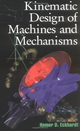 (Kinematic Design of Machines and Mechanisms)