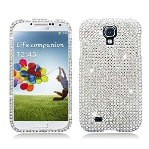 Quaroth Aimo Wireless SAMSIVPCDI008 Bling Brilliance Premium Grade Diamond Case for Samsung Galaxy S4 - Retail Packaging...