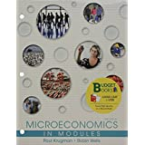 Loose-leaf Version for Microeconomics in Modules 3E & LaunchPad for Krugman's Microeconomics in Modules - Update (Six Month Access) 3E