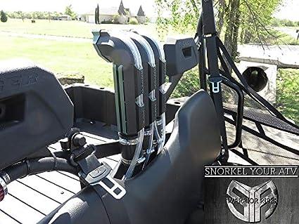 Amazon com : SnorkelYourATV Polaris Ranger 1000 Snorkel kit