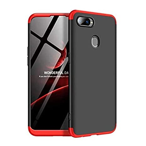 47ad32812 nKarta Oppo F9 Pro Back Cover Case 360 Degree  Amazon.in  Electronics