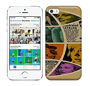 Loving Pop World Around Sammy Slabbinck retro nostalgic collage design phone case for iphone 5/5s by icecream design