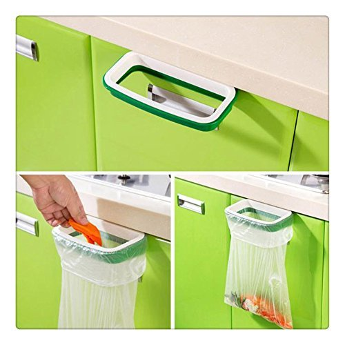 Stand Trash, Buedvo Kitchen Hanging Cupboard Cabinet Stand Storage Garbage (Hanging Dish Warmer)