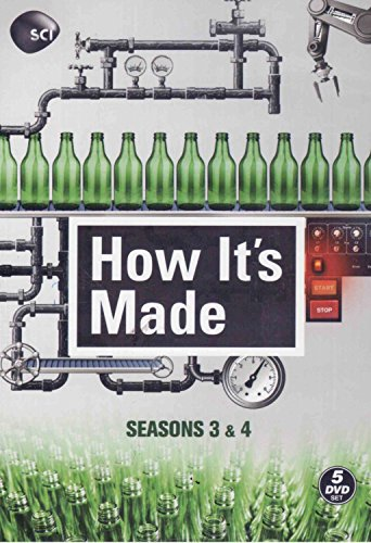 How It's Made: Seasons 3 & 4
