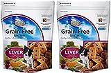 Cheap (2 Pack) Nutri Source Grain Free Liver Biscuit – 14 oz. Per Pack