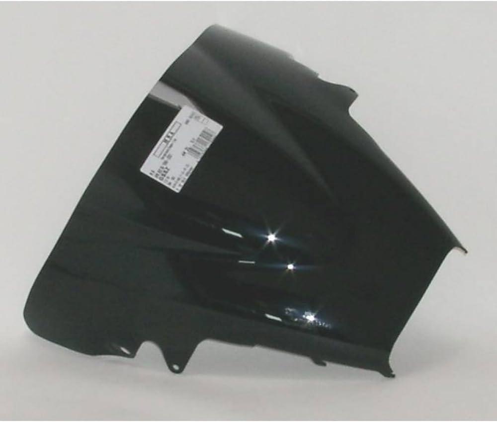 2813 MRA Verkleidungsscheibe Racingscheibe schwarz VFR 800 RC46 1998-2001
