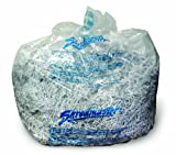 Swingline Shredder Bags, Plastic, 13-19 Gallon, For 300X/300M, 25/Box (1765010)