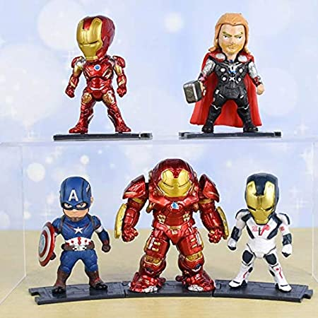 XPRINT The Avengers Surrounding Spider Iron Man Capitán ...