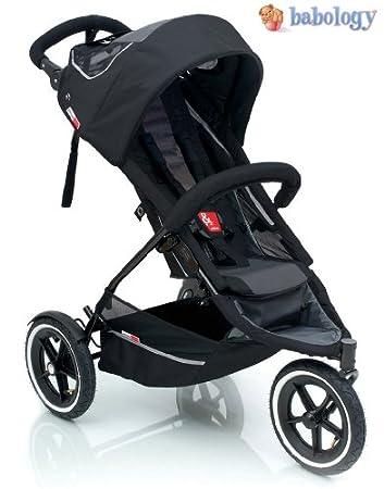 Amazon.com: Phil y Teds Sport silla de paseo individual V2 ...