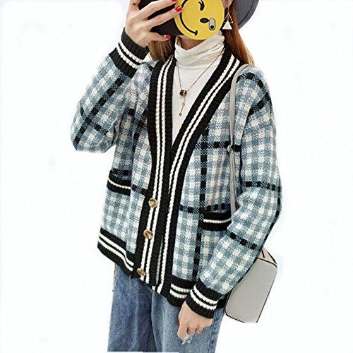 背が高いギャップを必要としていますCentral Eleven レディース コート ロングコート 春秋 カーディガン グッチ 長袖 セーター ニット  ジャカード  エレガント シンプル 韓国風 ファッション カジュアル