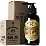 Medicine Man's Itchy Beard Wash 4,7 FL OZ - 100% Natural & Organic