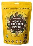 pHresh Superfoods Cacao Powder, Raw Organic Premium Unsweetened 100% Dark Chocolate Indulgence, 1lb For Sale