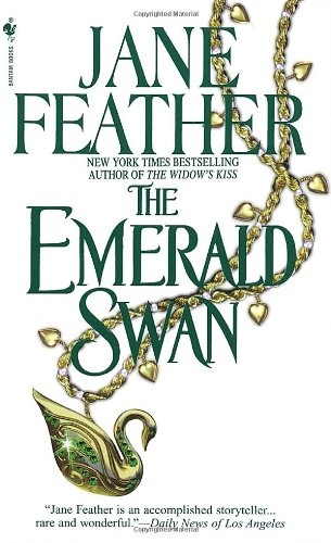 book cover of The Emerald Swan