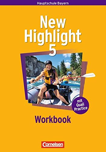 New Highlight - Bayern: Band 5: 9. Jahrgangsstufe - Workbook