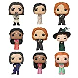 Funko Pop!: Bundle of 9: Harry Potter Yule Ball - Ginny, Minerva McGonagall, Fred Weasley, George Weasley, Parvati Patil, Cho Chang, Padma Patil, Severus Snape and Igor Karkaroff