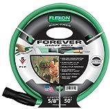Flexon FXG5850 5/8-Inch x 50-Foot Heavy Duty 5-Ply Forever Garden Hose