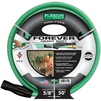 Flexon FXG5850 5/8 Inch X 50 Foot Heavy Duty 5 Ply