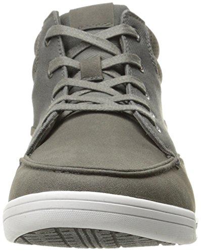 Kenneth Cole Mens Uomo Privato Sneaker Sneaker Grigio